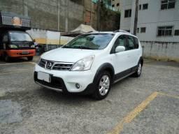 Nissan Livina XGear 1.8 Aut. Flex. Único Dono. Carro revisado