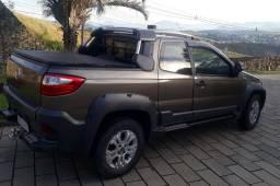 Fiat Strada Adventure Cabine Dupla Dualogic 2014