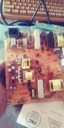 Placas elétronicas da tv OAC 32 POLEGADAS