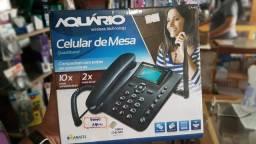 Telefone rural aquario