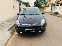 Fiat Punto 2013, motor 1.4, aceito Moto de menor valor