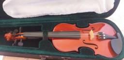 Violino nunca usado