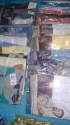 Camisas regatas, e de mangas a parti de $25,00 tamanhos p,m,g