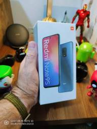 Xiaomi redmi note 9S 128 interno, 6 ram