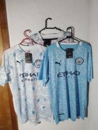 Camisas de Time, Manchester City