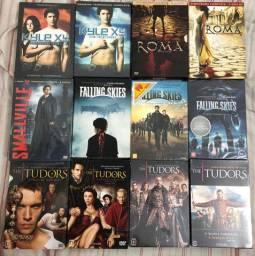 Series em dvds Originais