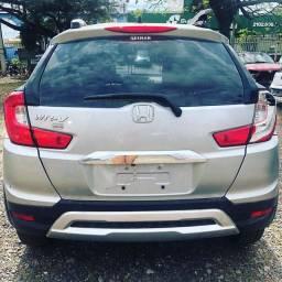 Sucata Honda WR-V EXL CVT 2018 Álcool/Gasolina