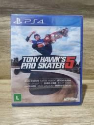 Jogo Ps4 Tony Hawks Pro Skater 5
