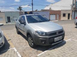 Fiat/ Strada Working Hard 1.4 cd (impecável)