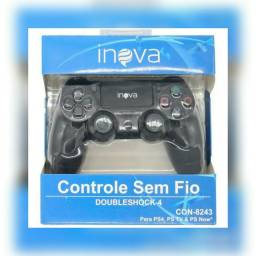 Controle Play station 4 ps4 sem Fio