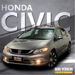Honda Civic EXR 2.0 AUT 2016