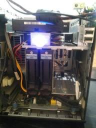 Servidor micro Server HP hd 250gb enterprise 8 gb ram