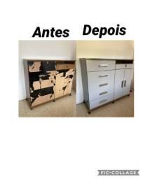 Envelopamento de móveis