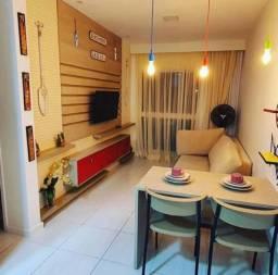 Vendo Flat mobiliado de luxo muro alto condominio clube em Porto de galinhas