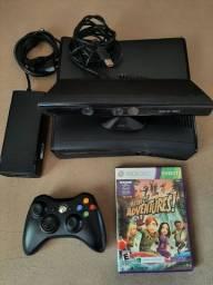 Xbox Slim Original c/ Kinect