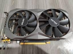 GTX 1060 6GB GDDR5X DIFERENÇIADA