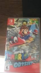 Super Mário odysseey switch