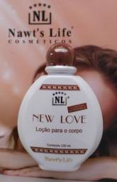 Loção hidratante NEW LOVE NAWT'S LIFE