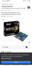 Kit Gamer processador fx8300+Placa mãe+ 12gb ram ( 3 pentes 4gb)