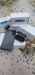Smartphone Rinno 3 Pro mais fone Bluetooth
