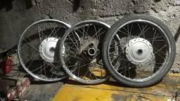 3 rodas moto