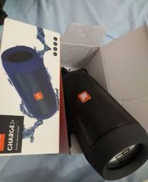 Caixa de som jbl, charge 2+, bluetooth,usb, portátil