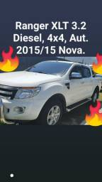 Ranger XLT 3.2  4x4 Aut 2015