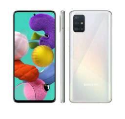 A51 zero Samsung smartphone com seguro