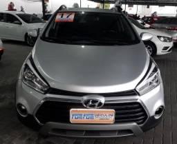 Hyundai HB20X 1.6 Premium 16V Flex 4P Auto. - Prata