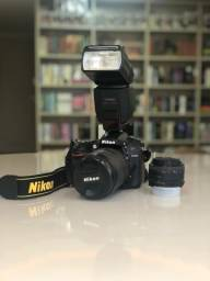 Nikon D7200 KIT 18-140mm 50mm DSLR