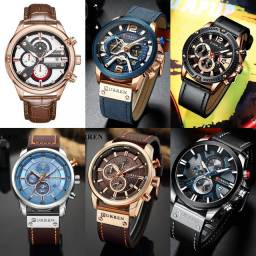 Relógios masculinos originais importados exclusivos
