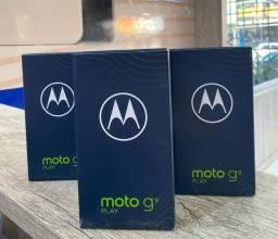 Moto G9 Play 64GB Lacrado Com Nota Fiscal!!