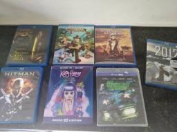 8 Blu-ray (lacrados)