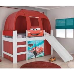 Cama cabana carros