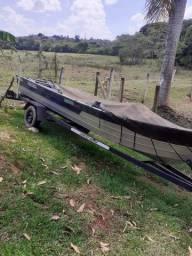 barco de aluminio metalglass