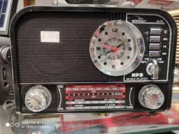Rádio Receptor de radiodifusão Am/Fm/Sw