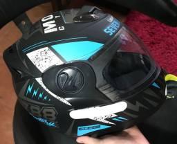 Vendo capacete g6 factory 788 tam 56