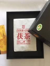 Chá Preto Chinês Hunan Baishaxi Tradicional Importado Original