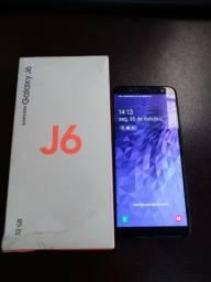 Samsung j6 32 gigas (leia a descrição)