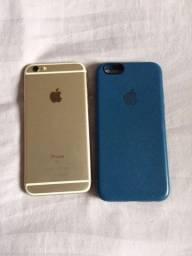 Troco iPhone 6s por Android