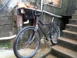 Bicicleta barra circular Aro 26