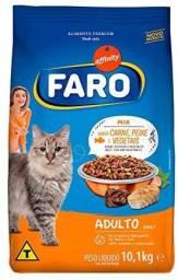 Ração Faro Gato Adulto 10kg (PROMOÇÃO) Válida enquanto durar o estoque.