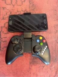 Controle Xbox jogar no cel um