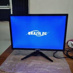 Monitor Brazil PC led 19 mod, m19w, novo, sem uso.