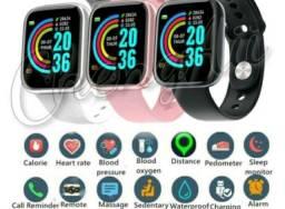 Smart Watch Bluetooth ATUALIZADO Leia descrição