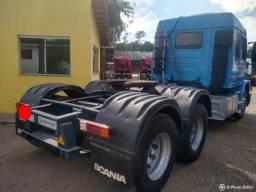 Scania 113H  trucado