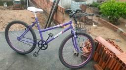 Bicicleta Holiday  nova nunca usada