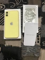iPhone 11 Amarelo 128 gb