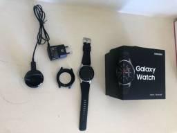 Samaung galaxy watch 46mm silver