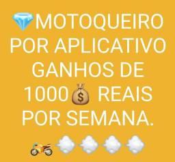 50 VAGAS MOTOBOY APLICATIVO *